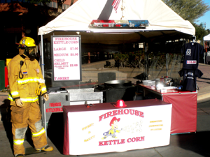 Firehouse Booth